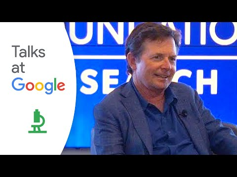 Verily presents Grand Rounds with Michael J. Fox & Todd Sherer, PhD | Talks at Google