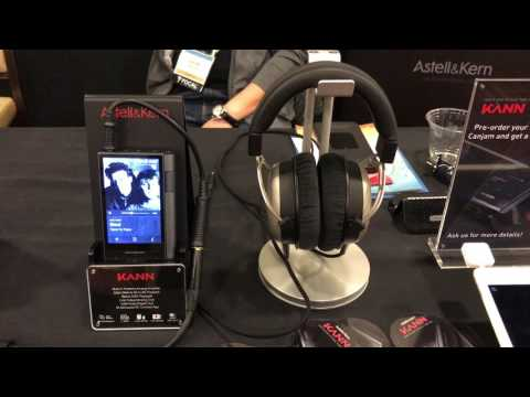 Astell and Kern KANN Digital Player