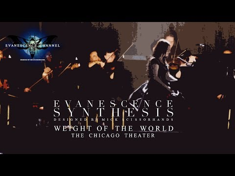 Evanescence: Weight Of The World FanCam Synthesis