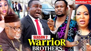 WARRIOR BROTHERS (SEASON 2) NEW MOVIE ALERT !- ZUBBY MICHEAL  Latest 2020 Nollywood Movie || HD