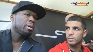50 Cent & Billy Dib Interview (ENG)