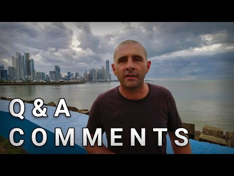 Q&A and Response To Comments