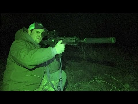 EPIC Thermal Wild Hog Hunting!!! – CATCH CLEAN COOK (Night Vision)