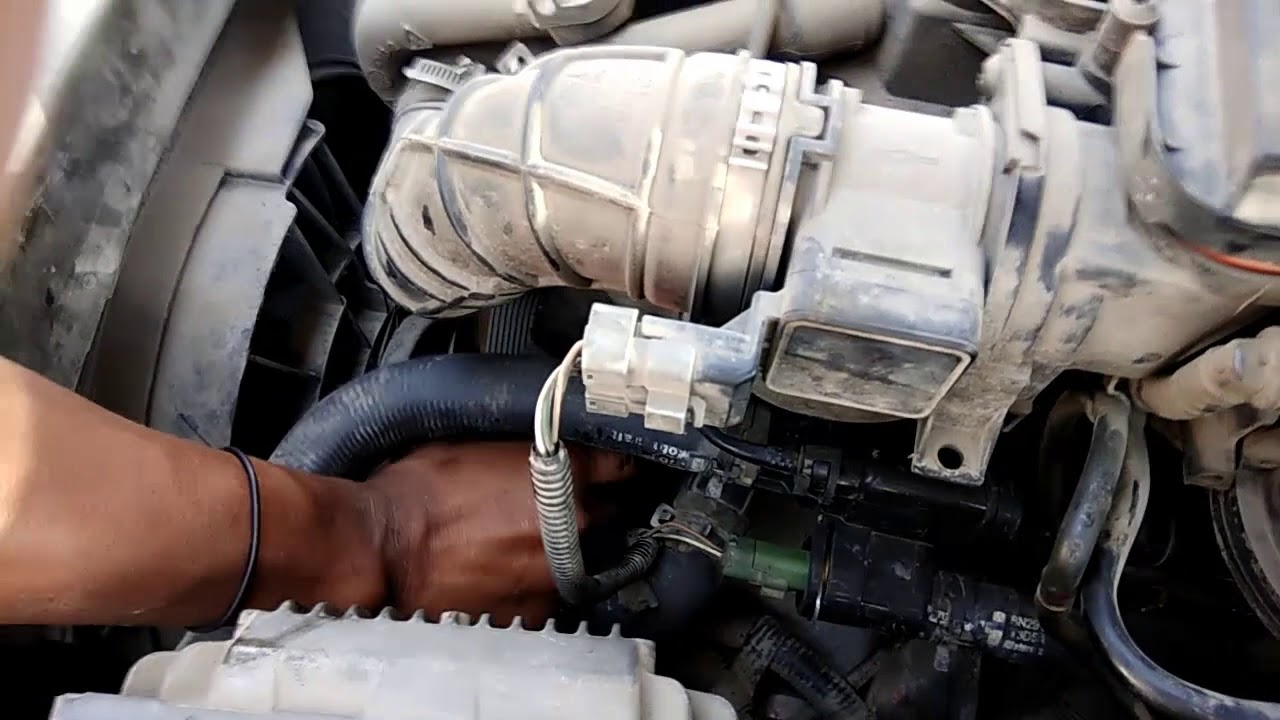 Ford Tdci 1 4 Engine Oil Filter Coolant Change Youtube