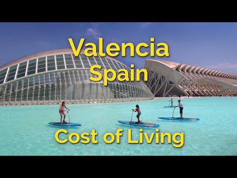 Valencia, Spain - Cost of Living