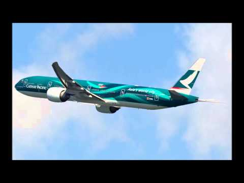 Cathay pacific inflight boarding music