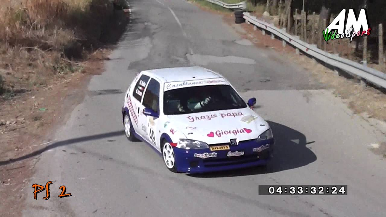 Rollo 24 Sciara Rollo Psg 29 Rally Dei Templi 24 Fabaria Rally Hd