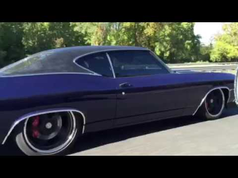 Nick Webers Bad ass 1969 Chevelle and 1967 corvette lsx whipple charged pull