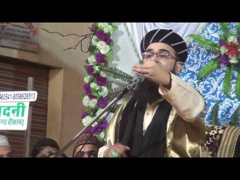 Hazrat Taj ul ulama Syed Noorani Miyan Asrafi ul Jillani at Bikaner
