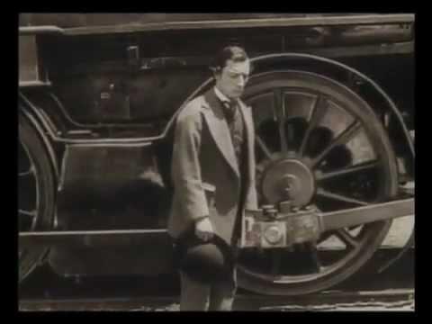Radiohead Buster Keaton style