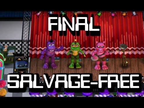 "FIVE NIGHTS AT FREDDY'S 6: FINAL ""PACÍFICO"" - SALVAGE-FREE ⭐️ Freddy Fazbear's Pizzeria Simulator"