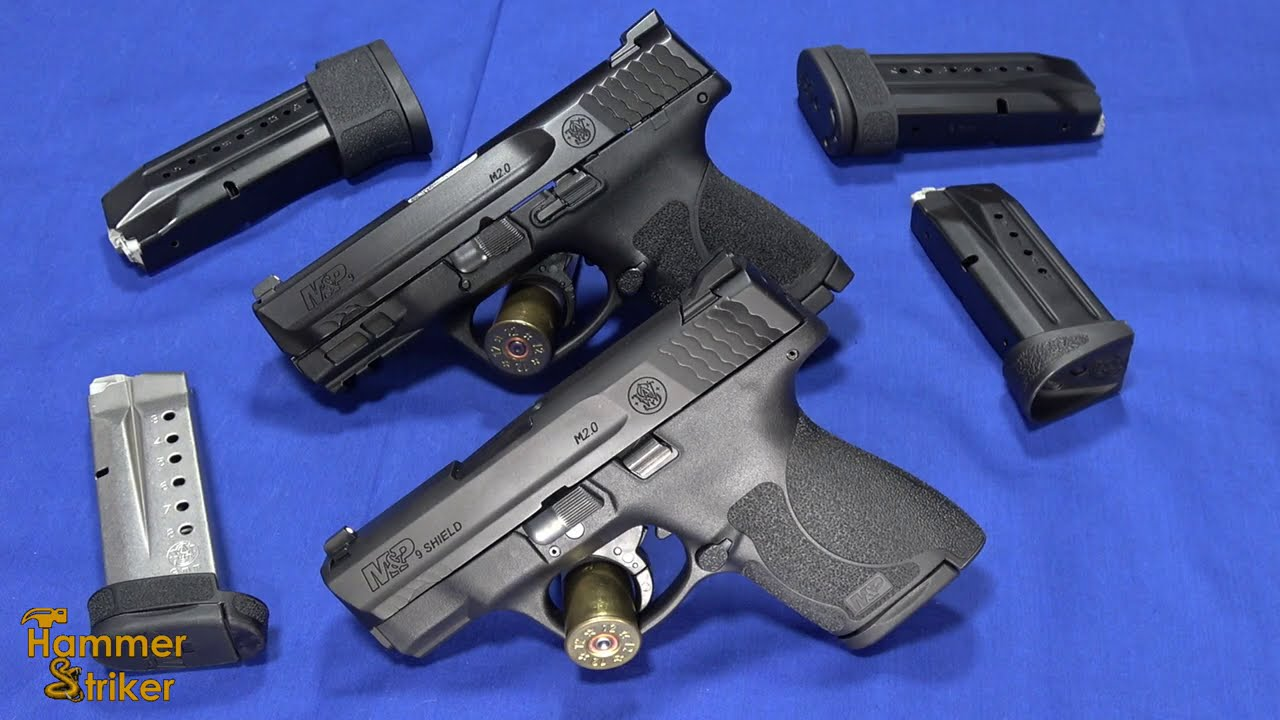 You Asked For It: Smith & Wesson M2.0: Shield vs M&P Subcompact 9mm