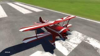Aerofly FS : Curtis Pitts S-2B