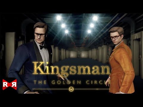 Kingsman: The Golden Circle Game - iOS / Android - Gameplay Video