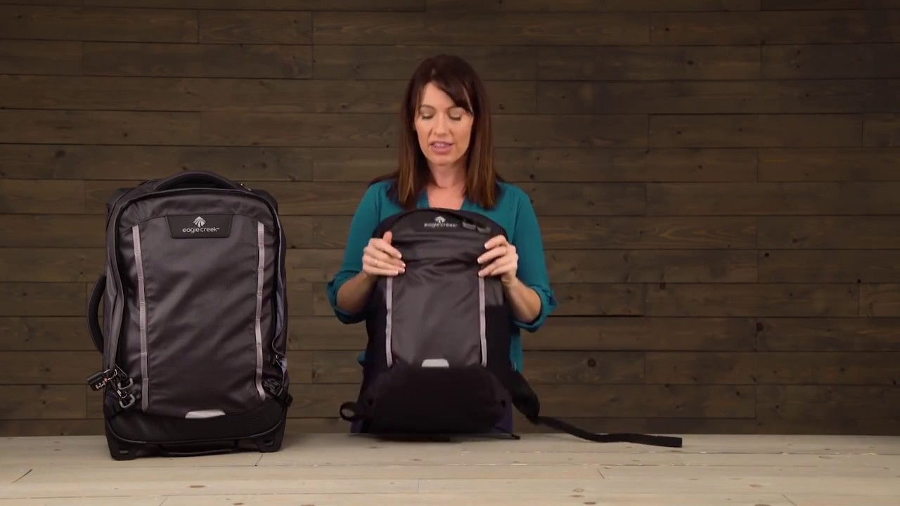 Everything You Need to Know About the Eagle Creek Switchback International  Carry-On ade4930515644