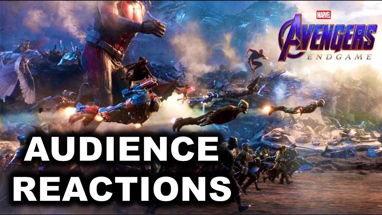 Download Avengers Endgame INSANE Audience Reactions (Re-Post)   IMAX 3D Premiere (Spoilers)