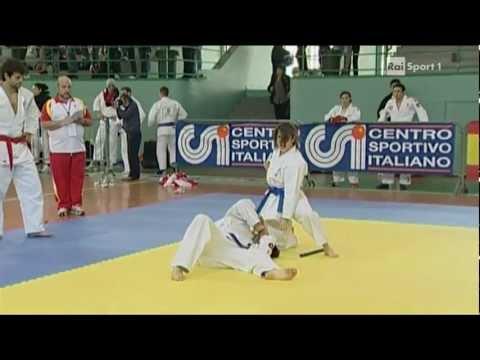 Michele Vallieri- Sara Paganini triangolare ITA-SPA-SLO.ts