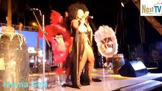 Muma Gee Live  on Stage at AIM Festival 2018