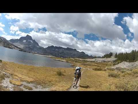 Ansel Adams Wilderness Backpacking Trip - September 11-14, 2013