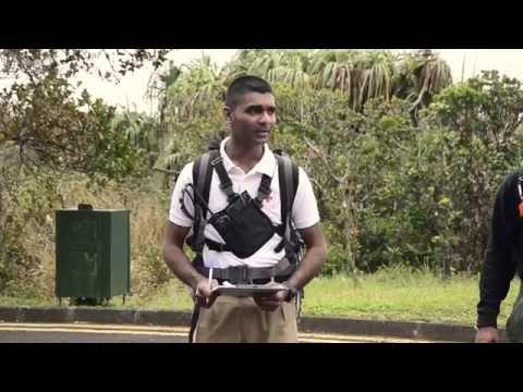 Mauritius Red Cross Society: Trekking