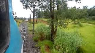 Cruzando trem da VLI,u62,locomotiva lider AC-44!
