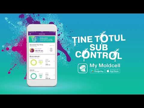 Aplicația My Moldcell – ține Totul Sub Control!