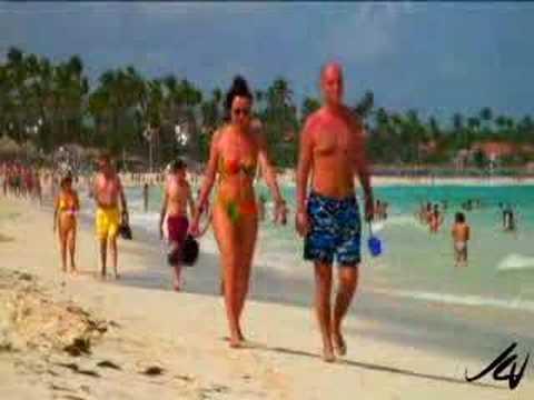topless beach Punta can a