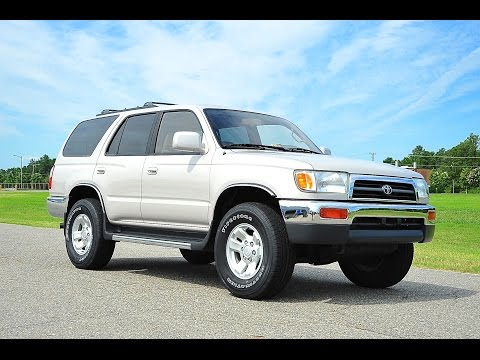 Davis AutoSports 1998 Toyota 4Runner For Sale / 94k / Mint Condition / 10 out of 10