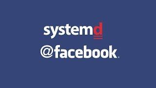 systemd @ Facebook in 2019