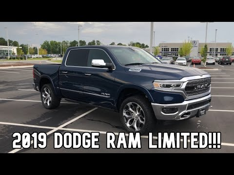2019 Dodge Ram Limited Review