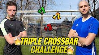 Adidas vs puma - triple crossbar challenge