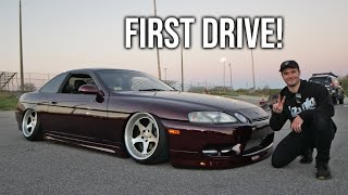 My Toyota Soarer is Officially Manual Swapped!