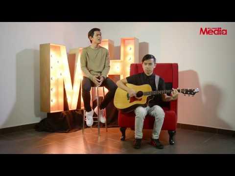 KHAI BAHAR - DARI JAUH SAJA - Live Akustik - The Stage - Media Hiburan