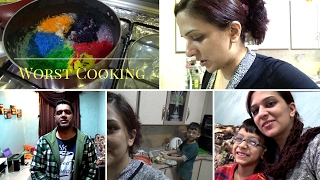 Worst Cooking Techniques | Mosquito Killer Hubby | Charger Hunter Son | Naush Vlogs Urdu/Hindi