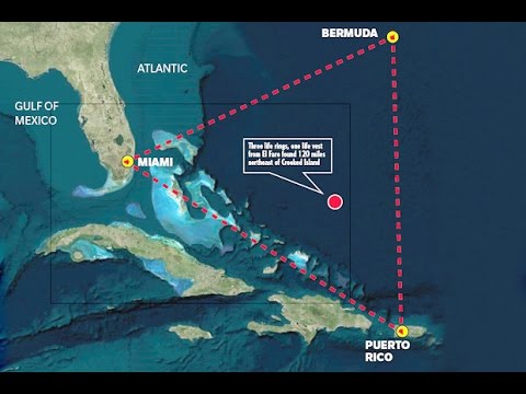 Bermuda Triangle Mystery Solved & Explained as Scientists Found Hexagonal Cloud Air Bombs