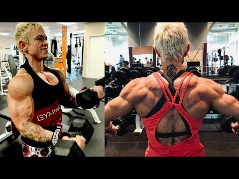 Trish Wood IFBB Pro || Strong Body = Strong Mind || Female Bodybuilding