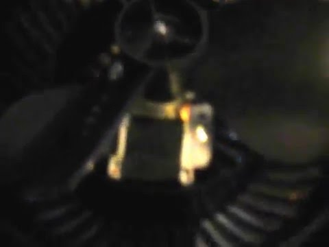 cleaning a vornado 533 table top high velocity fan part 5