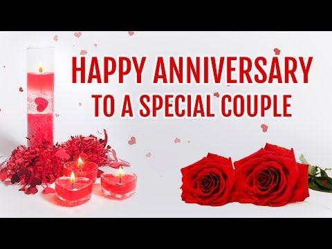 Anniversary Wishes for Sister, Brother, daughter, son, couple, in law, messages