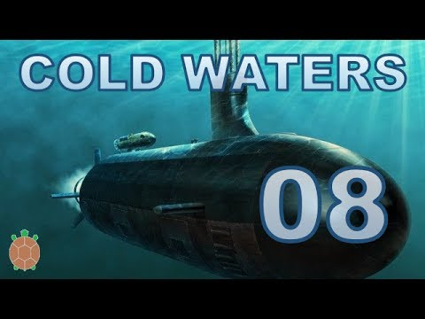 Cold Waters | Campaign Let's Play - 08 - Invasion Prevention