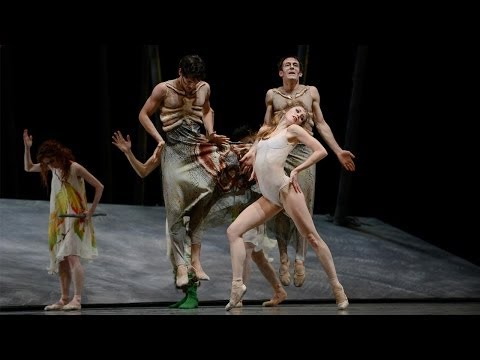 "SF Ballet in ""The Rite of Spring"""