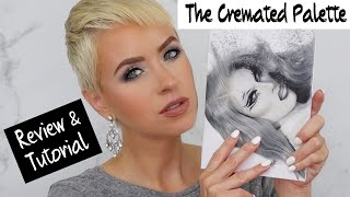 The Cremated Palette by Jeffree Star Cosmetics | Review and Tutorial