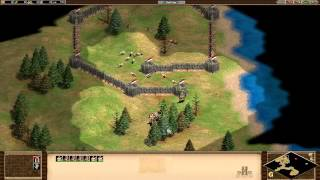 Let's Play Age of Empires II: HD Edition -- Part. 1