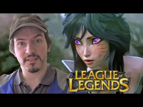 LEAGUE OF LEGENDS: A NEW DAWN - Cinematic Trailer REACTION & REVIEW