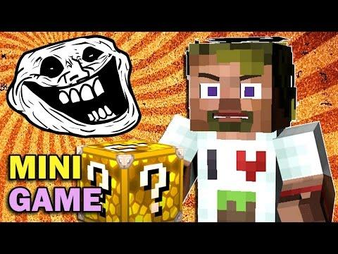 ч.08 Lucky Block Wars Minecraft - Срочно забаним Читеров