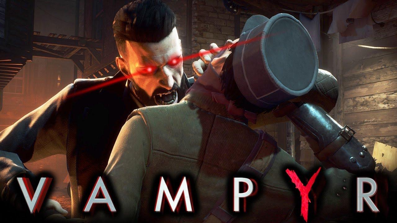 Vampyr Mmoga