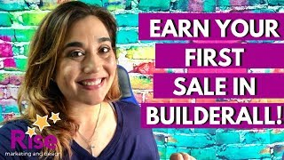 How To Make Your FIRST SALE with the Builderall Affiliate Program (Tips From a Top Producer!)