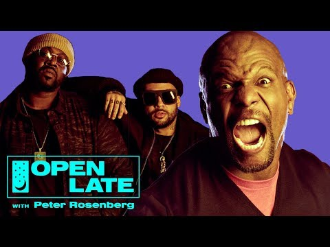 Terry Crews and Smoke DZA  Is This HipHop's True Golden Age?  Open Late with Peter Rosenberg