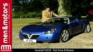 Vauxhall VX220 - Test Drive & Review