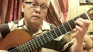 Đại Bác Ru Đêm (Trịnh Công Sơn) - Guitar Cover by Hoàng Bảo Tuấn