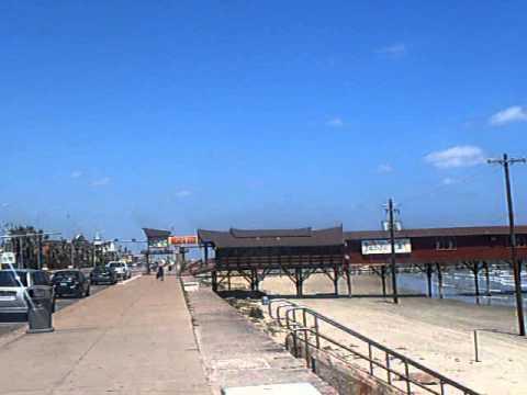 Galveston Seawall BEFoRe IKE.